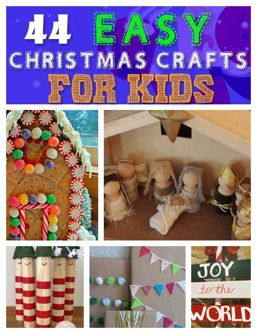 Best ideas about Easy Do It Yourself Projects For Kids . Save or Pin 36 best Christmas ideas & do it yourself ideas images on Now.