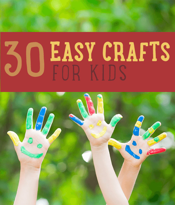 Best ideas about Easy Do It Yourself Projects For Kids . Save or Pin Kids Crafts Now.