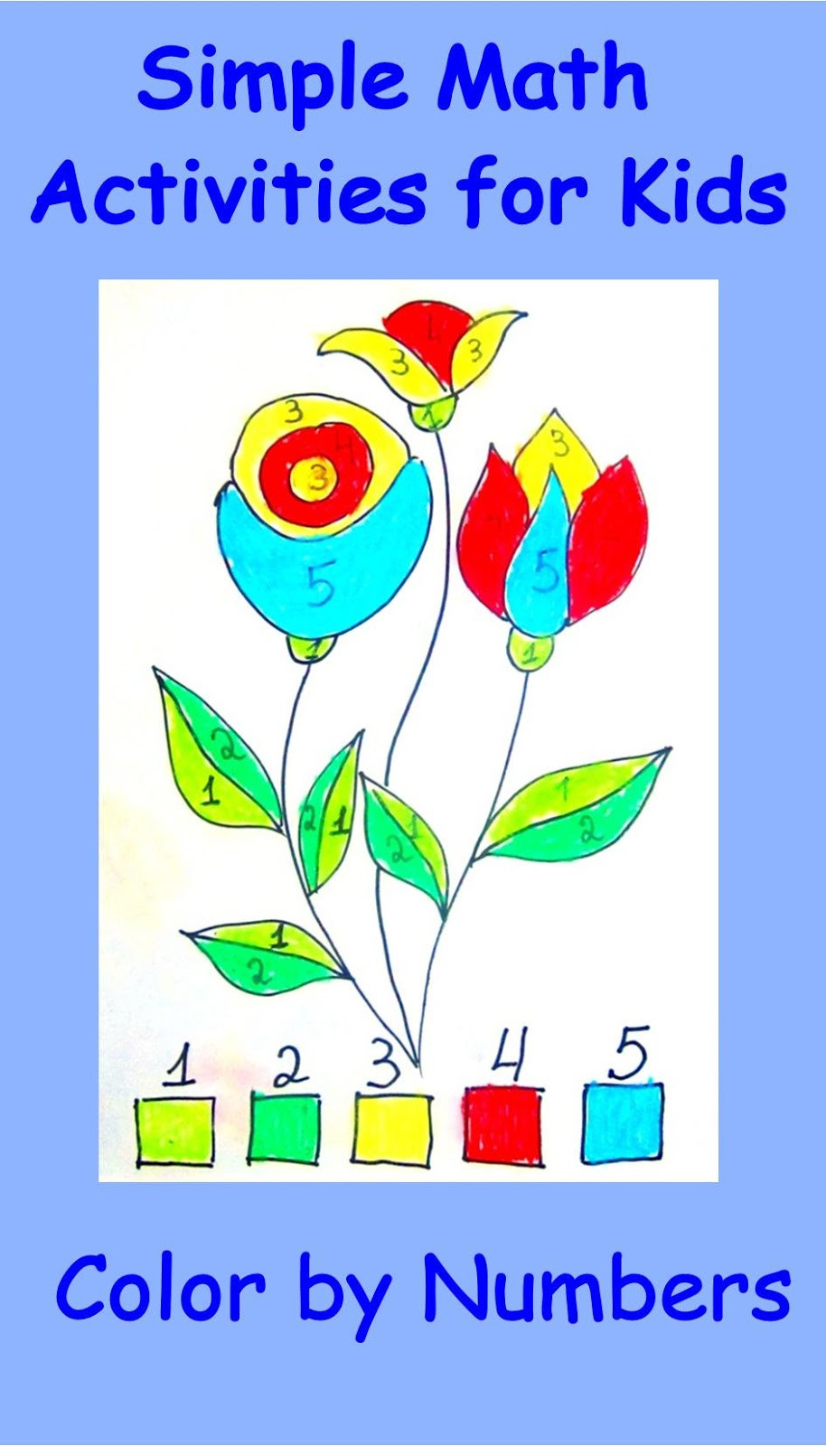 Best ideas about Easy Kids Activities . Save or Pin Simple Math Activities for Kids Now.