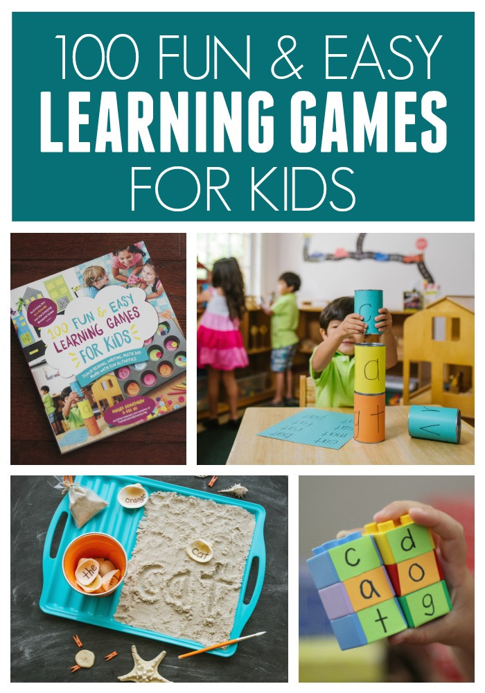 Best ideas about Easy Kids Activities . Save or Pin Toddler Approved 100 Fun and Easy Learning Games for Kids Now.