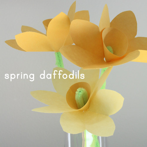Best ideas about Easy Spring Crafts For Adults . Save or Pin paper crafts – Page 2 Now.