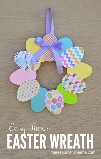 Best ideas about Easy Spring Crafts For Adults . Save or Pin 12 Adorable Paper Plate Easter Crafts Now.