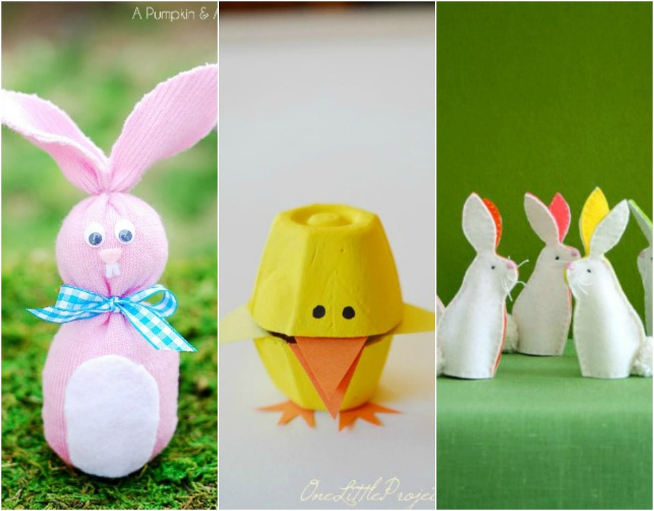 Best ideas about Easy Spring Crafts For Adults . Save or Pin Fun & Easy Easter Craft Ideas for Adults & Children Now.