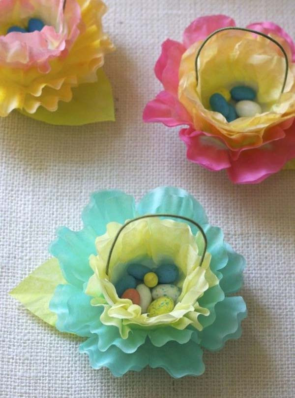 Best ideas about Easy Spring Crafts For Kids . Save or Pin 24 Cute and Easy Easter Crafts Kids Can Make Now.