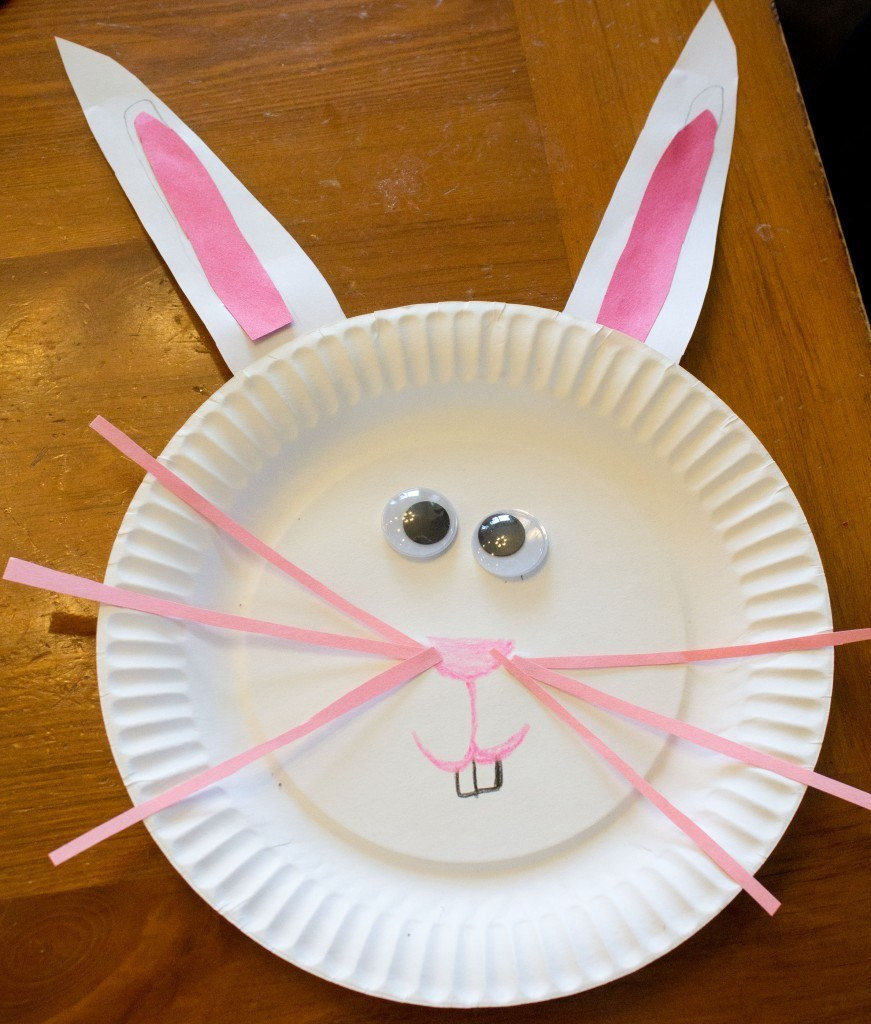 Best ideas about Easy Spring Crafts For Kids . Save or Pin 51 Easter Crafts for Kids Now.