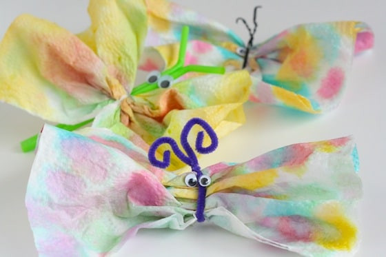 Best ideas about Easy Spring Crafts For Preschoolers . Save or Pin 10 Easy Spring crafts for toddlers and preschoolers Now.