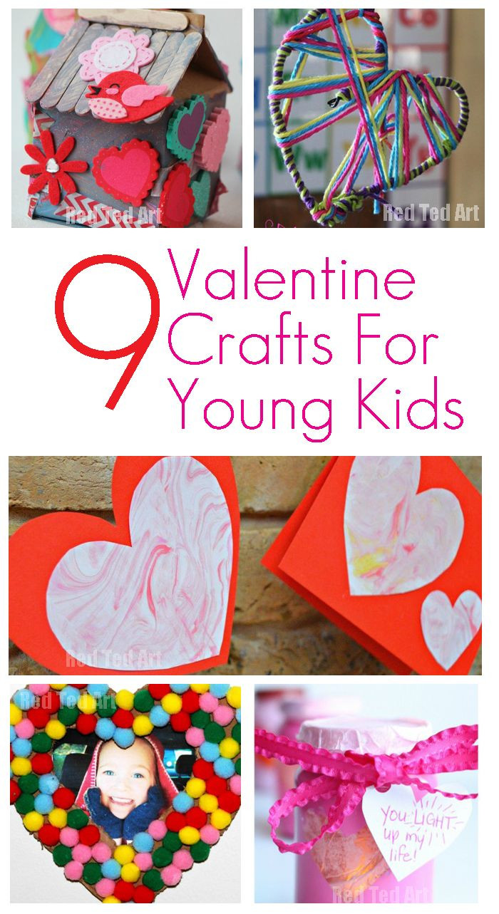 Best ideas about Easy Valentine Crafts For Preschoolers . Save or Pin 1000 images about Holiday Be Mine on Pinterest Now.