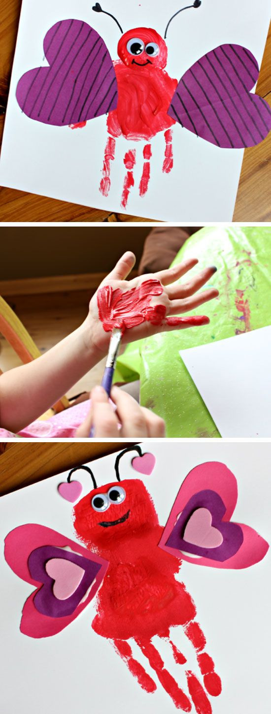 Best ideas about Easy Valentine Crafts For Preschoolers . Save or Pin 25 best ideas about Easy valentine crafts on Pinterest Now.
