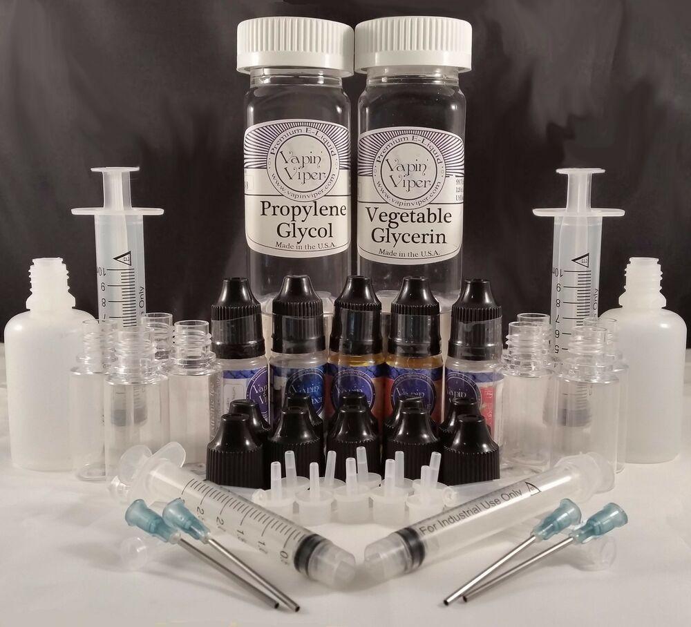 Best ideas about Ejuice DIY Kits . Save or Pin Propylene Glycol Ve able Glycerin PG VG 300ml Starter Now.