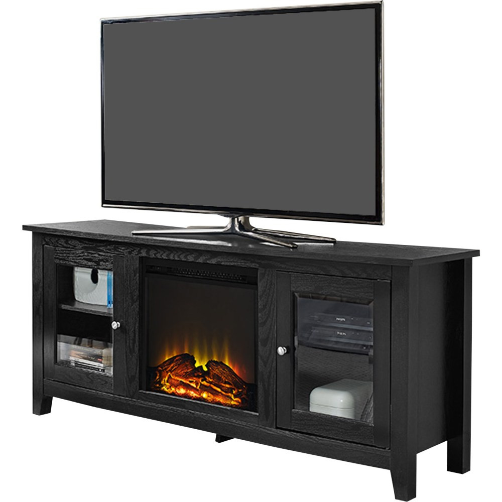 Best ideas about Electric Fireplace Tv Stand Lowes . Save or Pin Inspirations Electric Fireplace Tv Stand Lowes For Now.