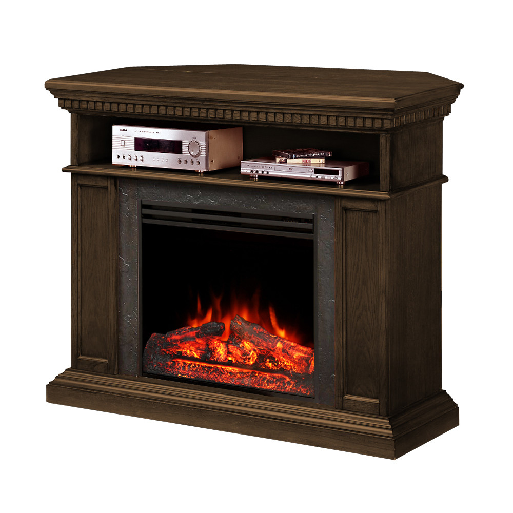 Best ideas about Electric Fireplace Tv Stand Lowes . Save or Pin Muskoka MEF2862CBWL Electric Fireplace and Media Console Now.