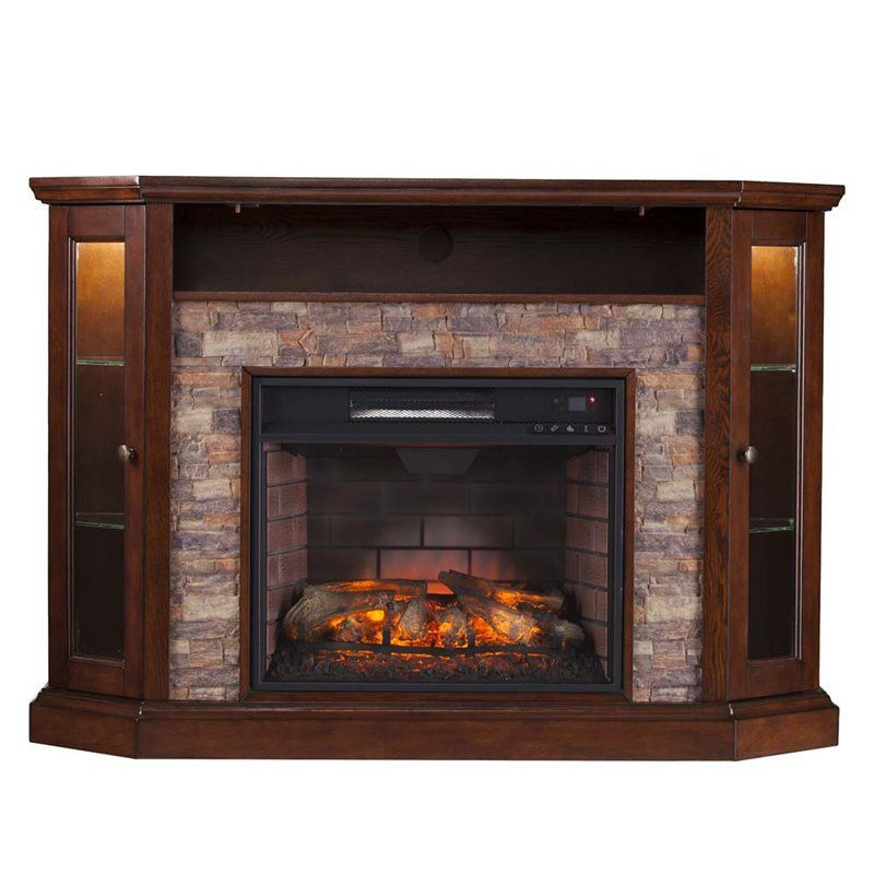 Best ideas about Electric Fireplace Tv Stand Lowes . Save or Pin Tv Stand With Electric Fireplace Lowes Architecture Now.