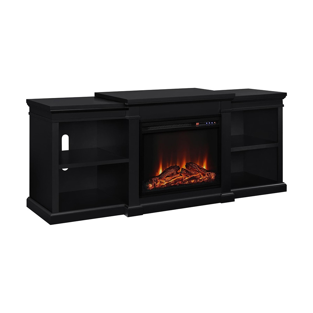 Best ideas about Electric Fireplace Tv Stand Lowes . Save or Pin Ameriwood Home Manchester Electric Fireplace TV Stand Now.