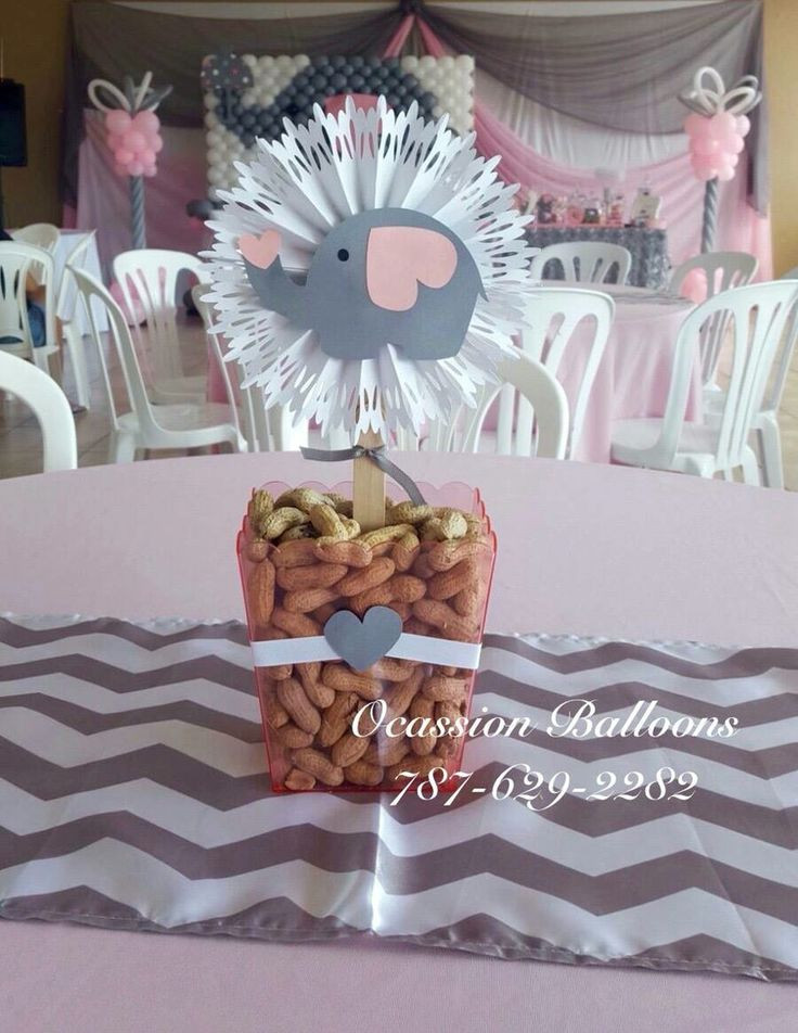 Best ideas about Elephant Baby Shower Decorations DIY . Save or Pin Best 25 Elephant centerpieces ideas on Pinterest Now.