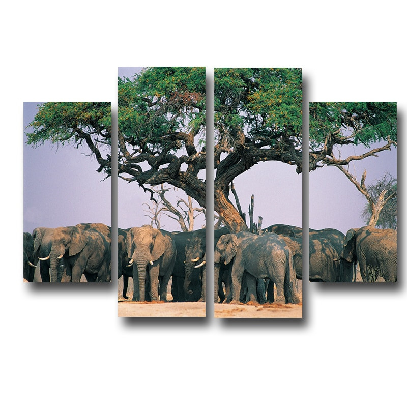 Best ideas about Elephant Wall Art . Save or Pin line Get Cheap Elephant Wall Decor Aliexpress Now.