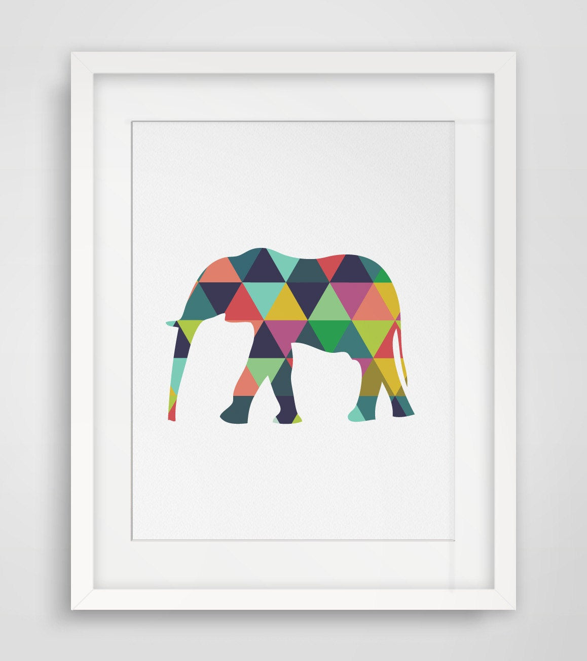 Best ideas about Elephant Wall Art . Save or Pin Elephant Print Elephant Art Elephant Wall Art Elephant Now.