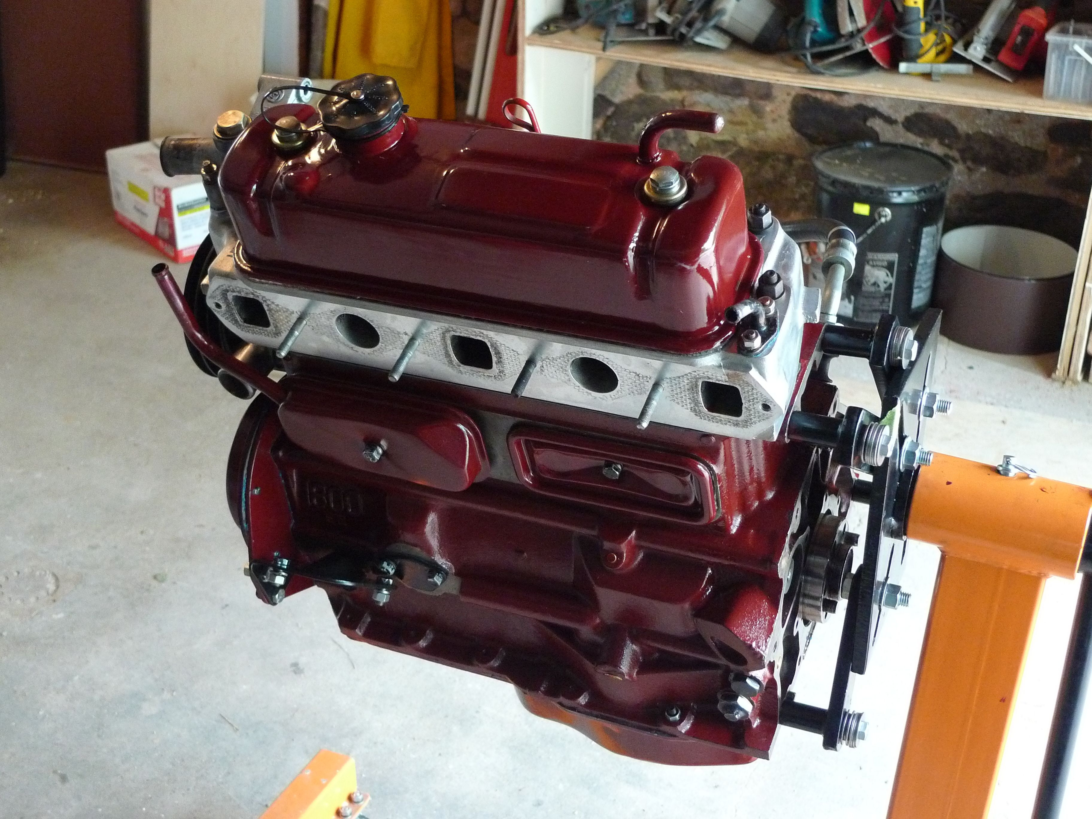 Best ideas about Engine Paint Colors . Save or Pin Engine Now.
