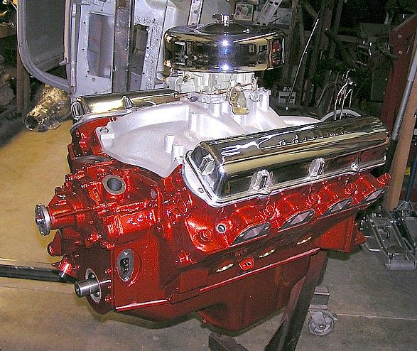 Best ideas about Engine Paint Colors . Save or Pin Custom engine paint Now.