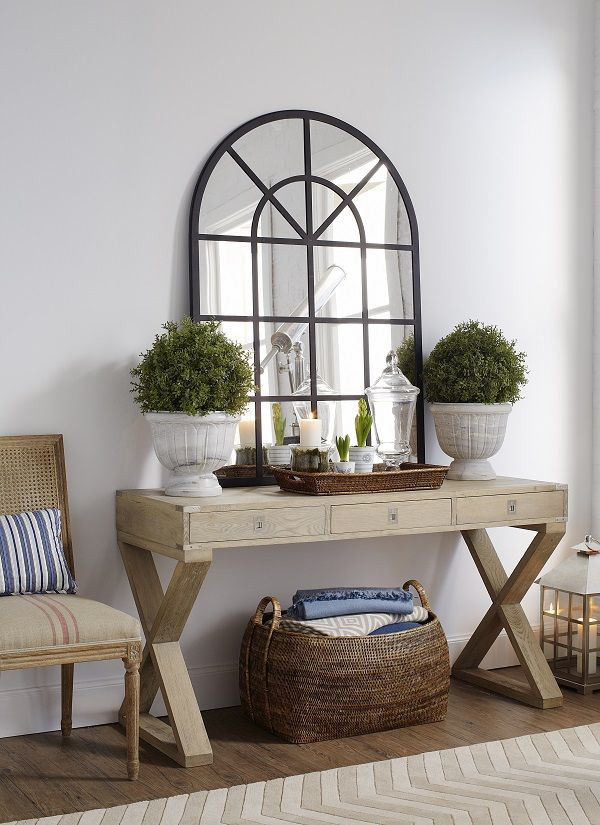 Best ideas about Entrance Table Ideas . Save or Pin 25 best ideas about Console Table Decor on Pinterest Now.