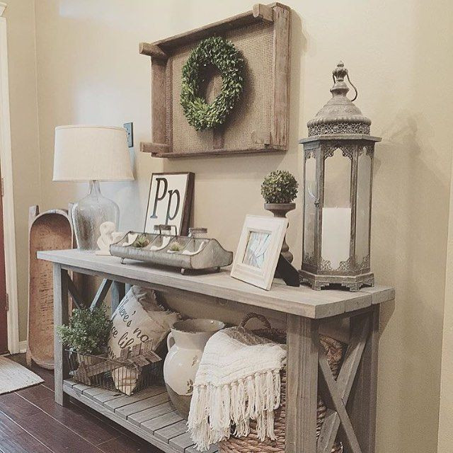 Best ideas about Entrance Table Ideas . Save or Pin Best 25 Foyer table decor ideas on Pinterest Now.