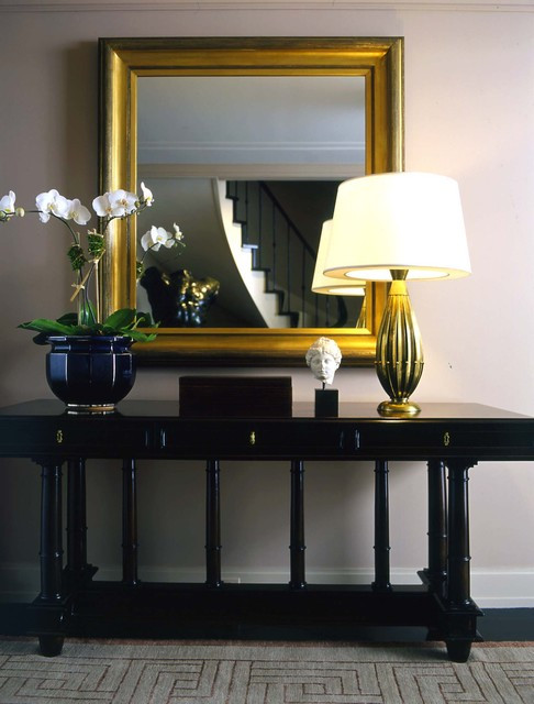 Best ideas about Entrance Table Ideas . Save or Pin 20 Gorgeous Entry Table Design Ideas Style Motivation Now.
