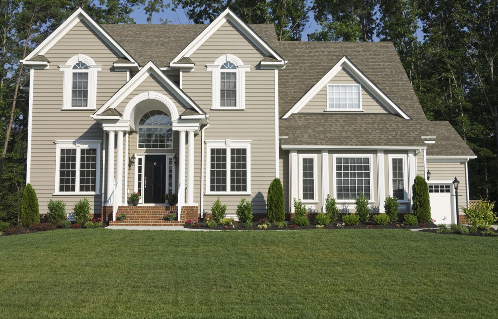 Best ideas about Exterior House Paint Colors Photo Gallery . Save or Pin Awesome Paint Colors Ideas for House Exterior Walls Now.