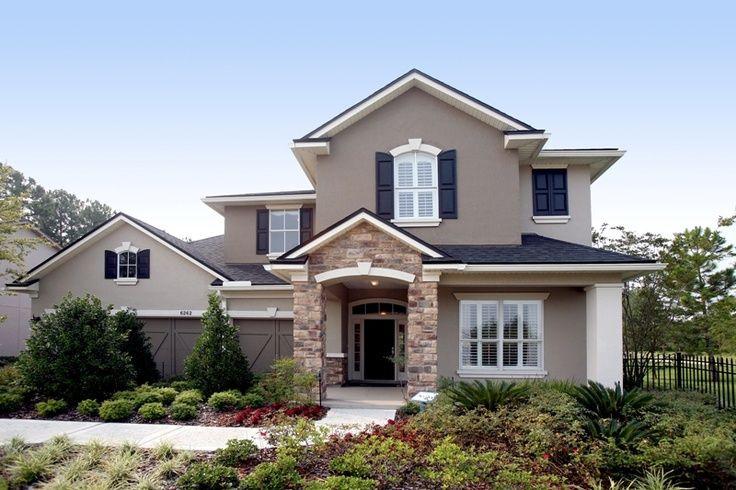 Best ideas about Exterior House Paint Colors Photo Gallery . Save or Pin Exterior House Paint Ideas Now.