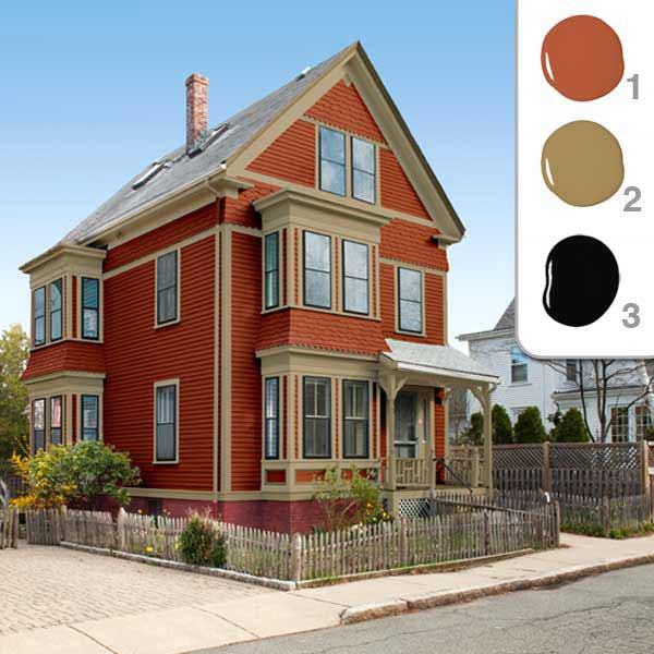 Best ideas about Exterior House Paint Colors Photo Gallery . Save or Pin Picking the Perfect Exterior Paint Colors Now.