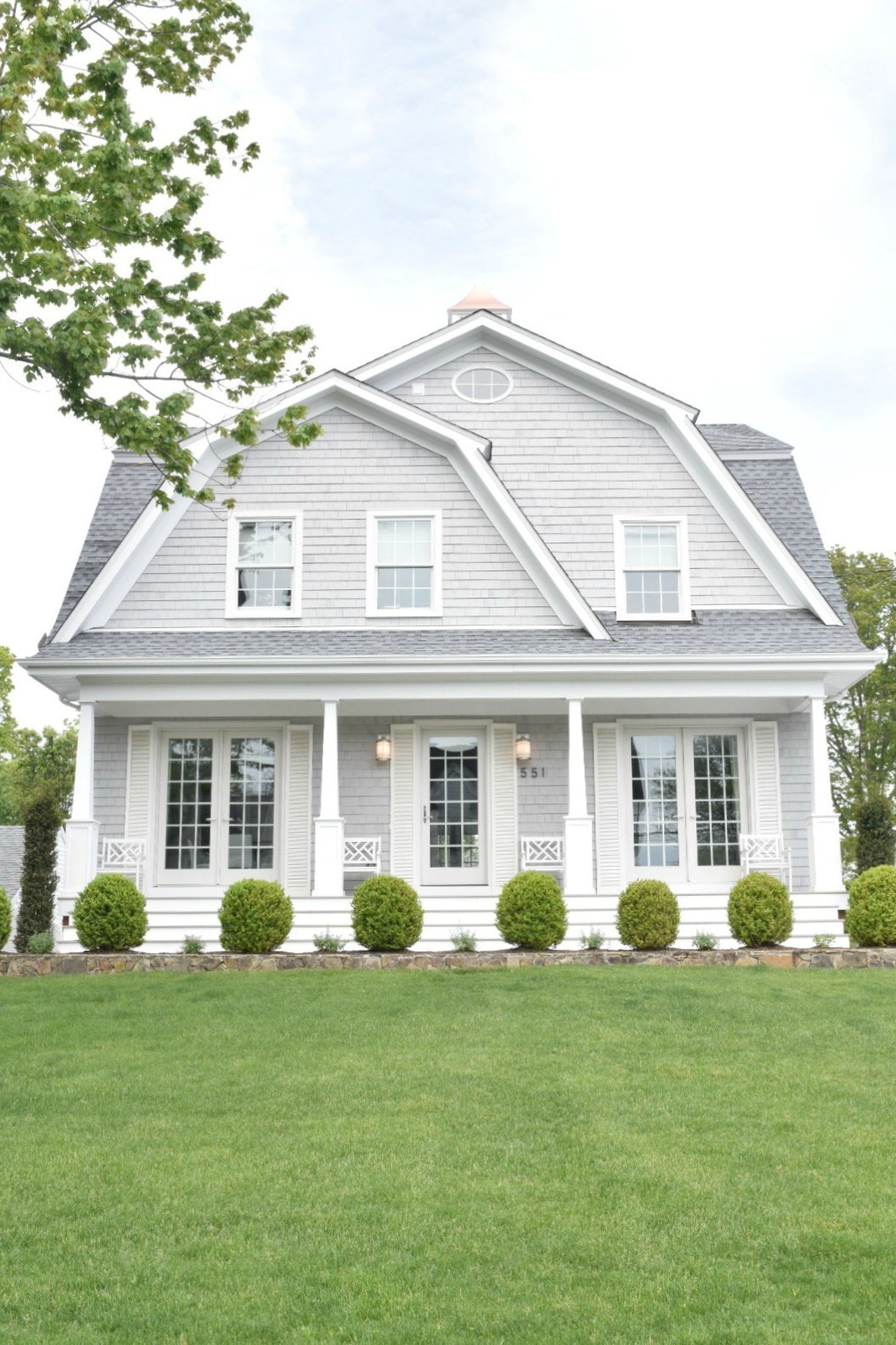 Best ideas about Exterior House Paint Colors Photo Gallery . Save or Pin New England Homes Exterior Paint Color Ideas Nesting Now.