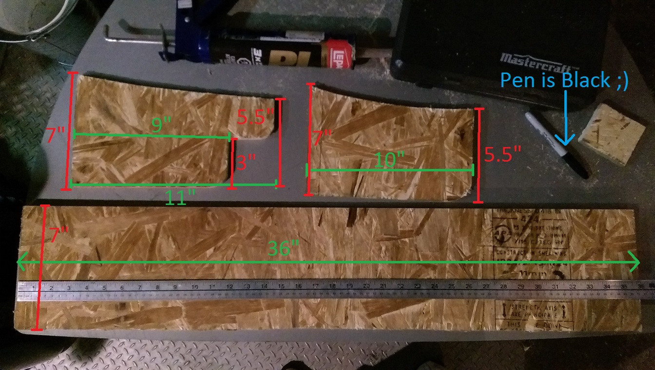Best ideas about F150 Under Seat Storage DIY . Save or Pin Another DIY under seat storage box with measurements Now.