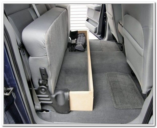 Best ideas about F150 Under Seat Storage DIY . Save or Pin 1000 images about F150 on Pinterest Now.