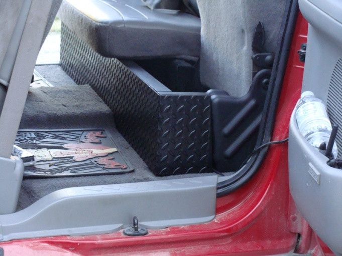 Best ideas about F150 Under Seat Storage DIY . Save or Pin Under rear seat storage Ford F150 Forum munity of Now.