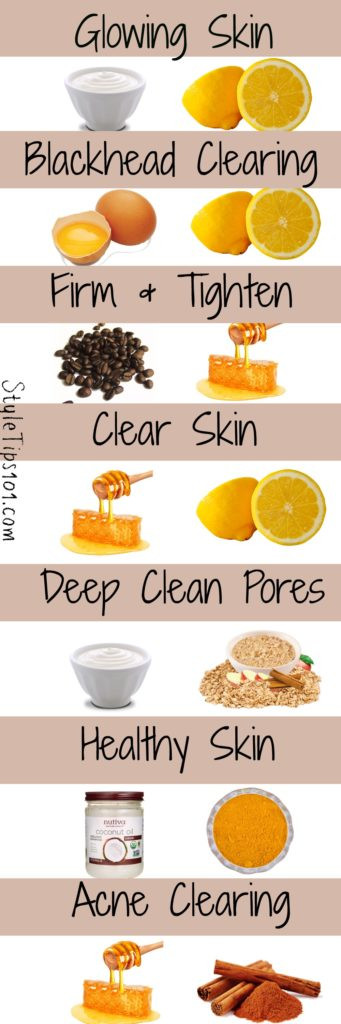 Best ideas about Face Masks DIY . Save or Pin 7 DIY Face Masks for Glowing Skin Now.