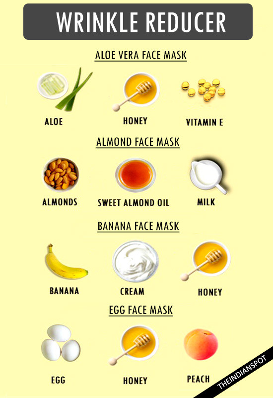 Best ideas about Face Masks DIY . Save or Pin REDUCE WRINKLES WITH HOMEMADE MOISTURIZING FACE MASKS Now.
