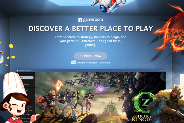 Best ideas about Facebook Game Room Download Pc . Save or Pin Unveils its PC Gaming Platform Gameroom Now.