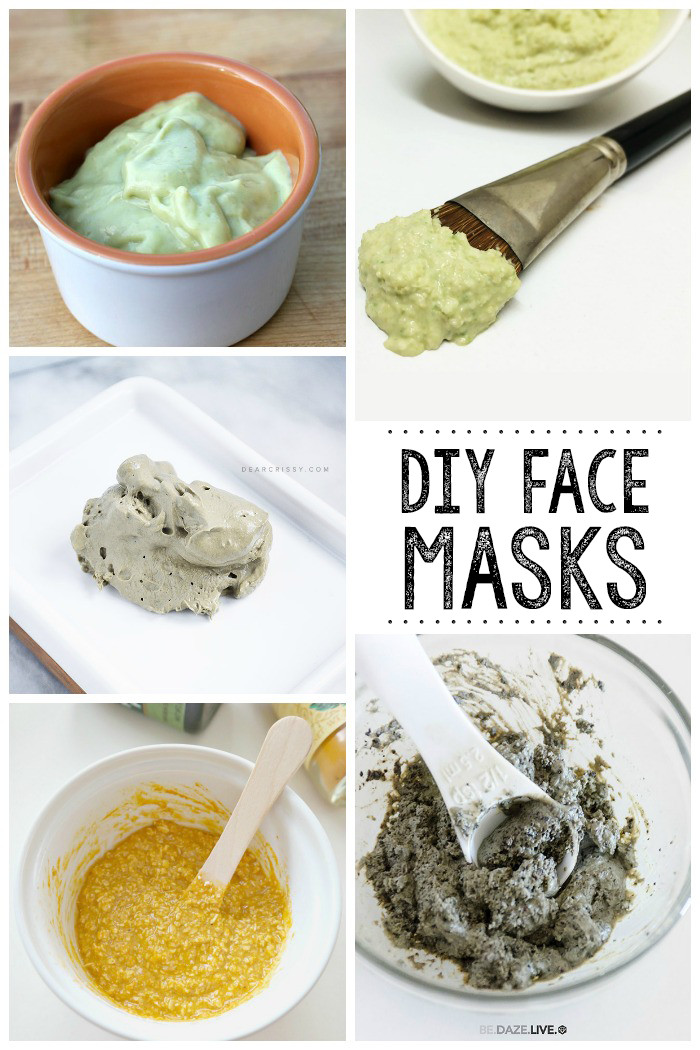Best ideas about Facial Mask DIY . Save or Pin 13 Incredible DIY Face Masks Love and Marriage Now.