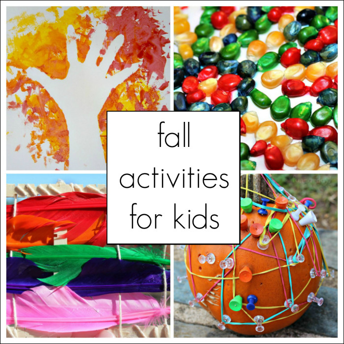 Best ideas about Fall Crafts Ideas For Kids . Save or Pin 60 Engaging and Playful Fall Activities for Preschoolers Now.