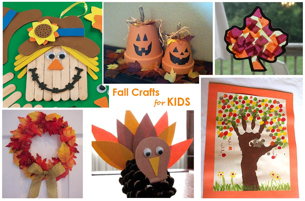 Best ideas about Fall Crafts Ideas For Kids . Save or Pin Autumn Art Projects For Kids Autumn Crafts Picture Now.
