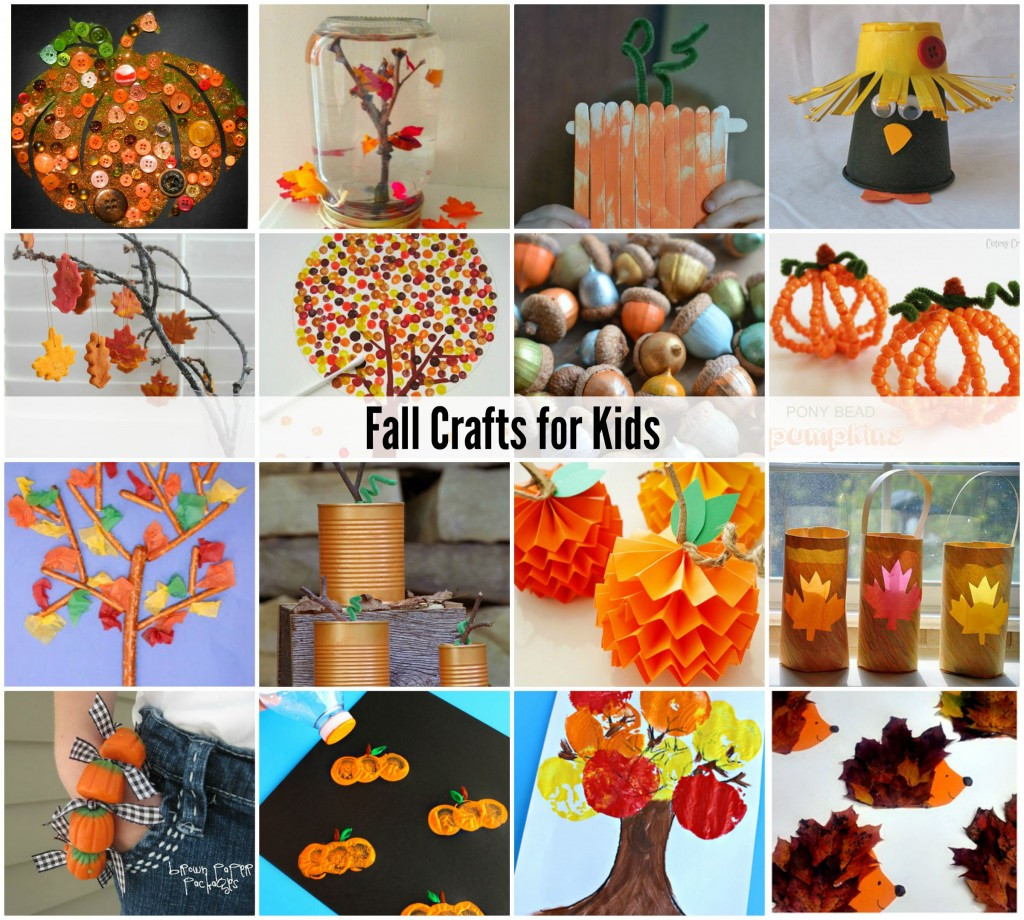 Best ideas about Fall Crafts Ideas For Kids . Save or Pin Acorn Craft Ideas The Idea Room Now.