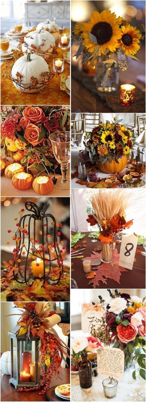 Best ideas about Fall Wedding Centerpieces DIY . Save or Pin Best 25 Fall wedding centerpieces ideas on Pinterest Now.