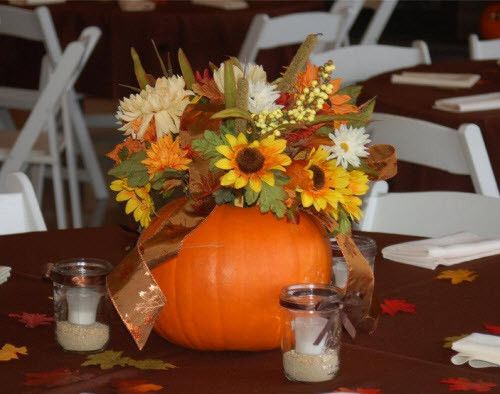 Best ideas about Fall Wedding Centerpieces DIY . Save or Pin A Tip from a DIY Bride Artbeads Blog Now.
