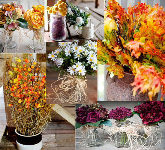 Best ideas about Fall Wedding Centerpieces DIY . Save or Pin DIY Fall Wedding Ideas Now.