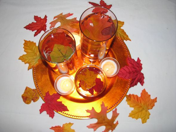 Best ideas about Fall Wedding Centerpieces DIY . Save or Pin My DIY Fall Centerpiece Now.