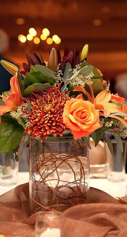 Best ideas about Fall Wedding Centerpieces DIY . Save or Pin 22 Charming Fall DIY Centerpieces Projects Ready to Now.
