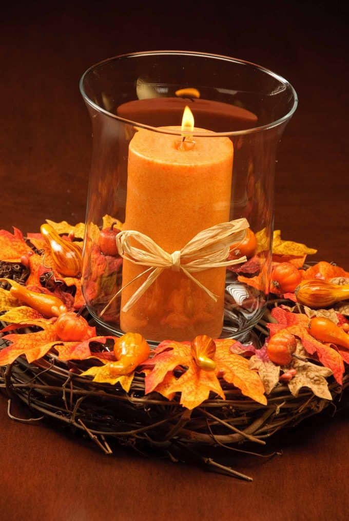 Best ideas about Fall Wedding Centerpieces DIY . Save or Pin DIY Table Decor Fall Now.