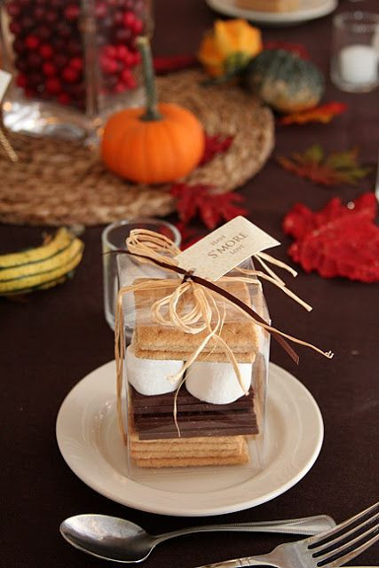 Best ideas about Fall Wedding Favors DIY . Save or Pin 5 Great Ideas for a Fall Wedding Now.