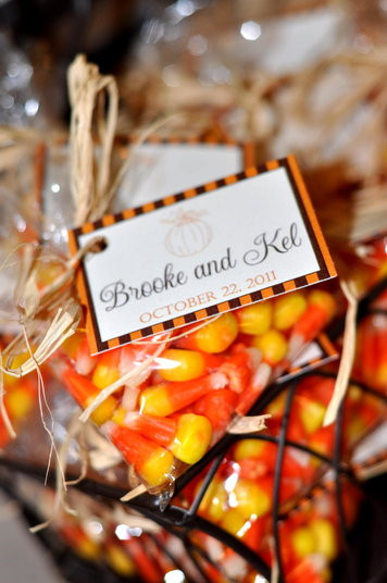 Best ideas about Fall Wedding Favors DIY . Save or Pin fall wedding favors — Southern Productions Mississippi Now.