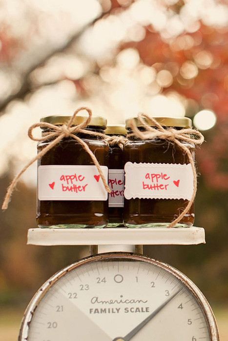 Best ideas about Fall Wedding Favors DIY . Save or Pin 10 DIY Fall Wedding Favors Now.