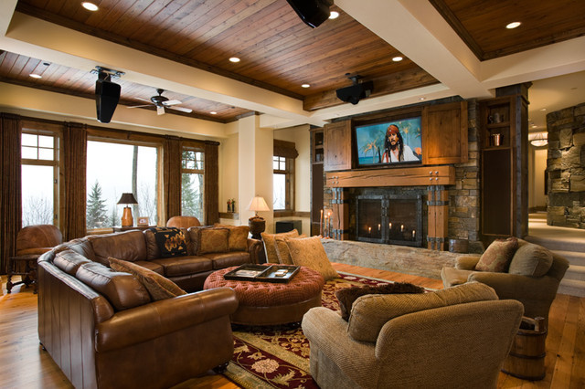 Best ideas about Family Game Room . Save or Pin Game Room Traditional Family Room other metro by Now.