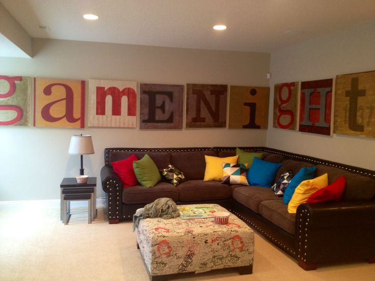 Best ideas about Family Game Room . Save or Pin Best 25 Game room decor ideas on Pinterest Now.
